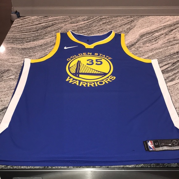 timeless design fc2c2 0d1ae NIKE KD WARRIORS HOME JERSEY